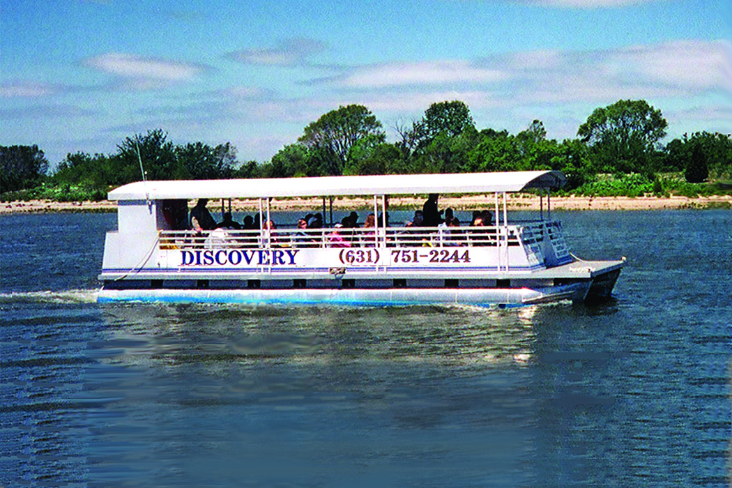 Discovery Wetlands Cruise