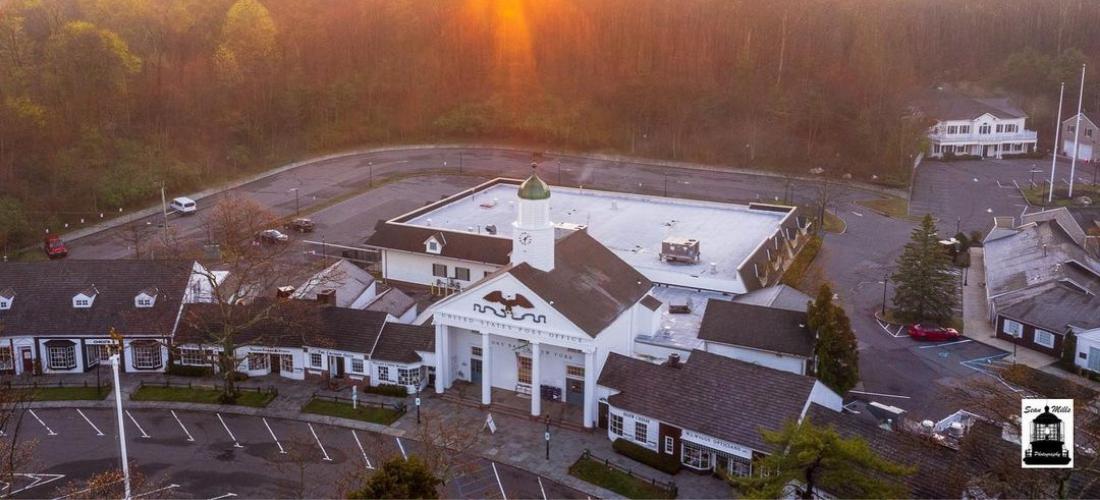 Stony Brook Village Drone Video